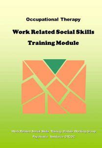 Work Related Social Skills Training  WSST  – PROFESSOR ...