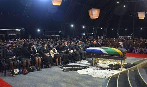 World bids Nelson Mandela a final farewell at state ...
