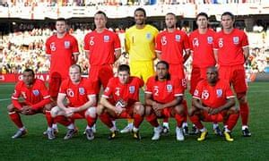 World Cup 2010: How England s players rated against ...