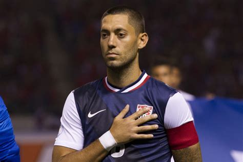 World Cup 2014: Christian Team USA Captain Clint Dempsey ...