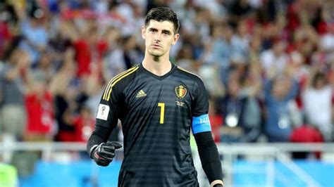 World Cup 2018: Courtois: A goalkeeper with his heart in ...