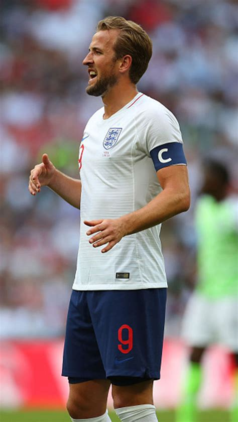 World Cup 2018: England captain Harry Kane responds to ...
