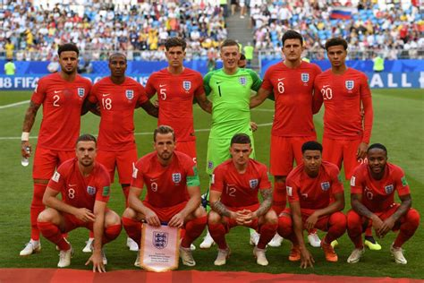 World Cup 2018: England name unchanged team for semi final ...