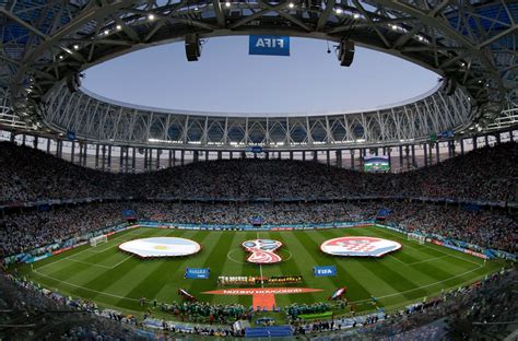 World Cup 2018: Fifa hands Argentina hefty fine for ...