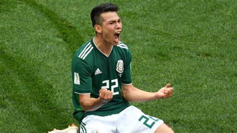 World Cup 2018: Hirving Lozano scores  brilliant  winner ...