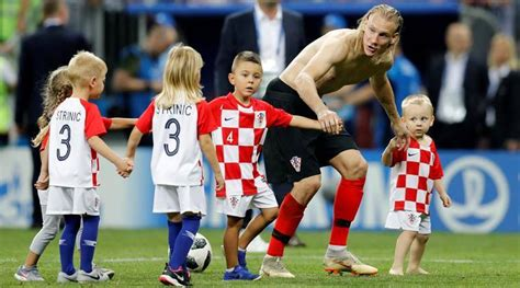 World Cup 2018: How Croatian players survived hardships to ...