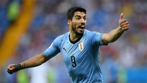 World Cup 2018: Luis Suarez scores winner as Uruguay and ...