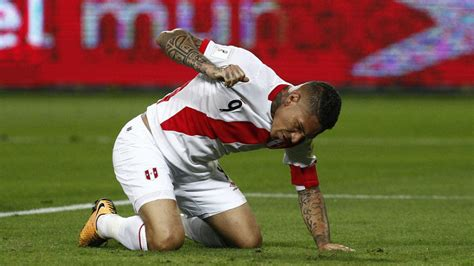 World Cup 2018: Paolo Guerrero suspension upheld and ...