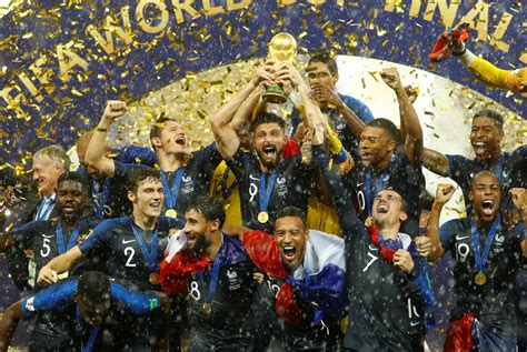 World Cup Final: France, Finally Showing Its Class, Wins ...