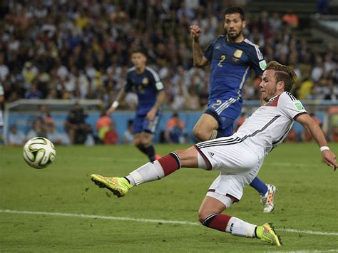 World Cup final in Rio   World Cup 2014 Final: Germany vs ...