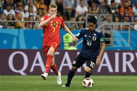 World Cup LIVE: Belgium vs Japan latest score, goals and ...