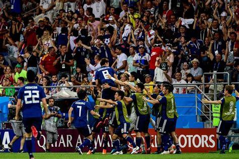World Cup result: Belgium 3 2 Japan; Nacer Chadli scores ...