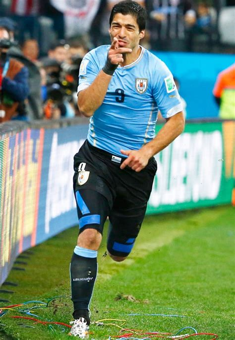 World Cup Talking Point: The dark side of genius Suarez ...