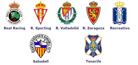World Football Badges News: Spain   Segunda División 2014/15