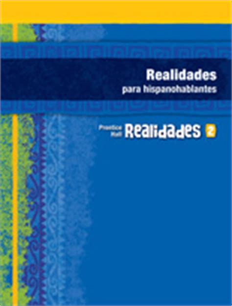 World Languages Programs | Pearson | Realidades 2008 ...