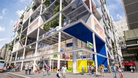 World s first car free IKEA store to open in Austria
