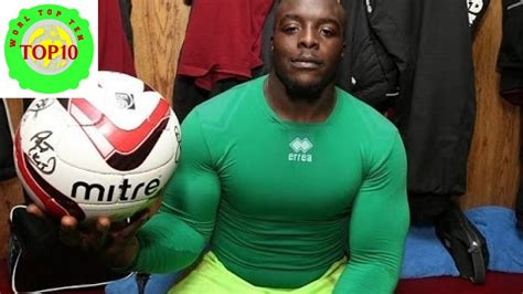 World Top 10 Strongest Football Players   YouTube