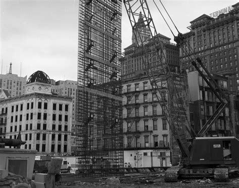 World Trade Center, 1967   Photos   Twin Towers through ...