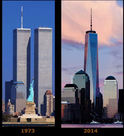 World Trade Center  1972–2014    Fotolip