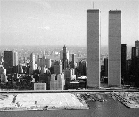 World Trade Center, 1975   Photos   The Twin Towers ...