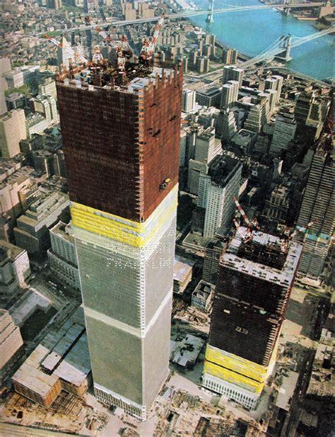 World Trade Center Being Built : pics