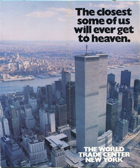 World Trade Center & Empire State Building Brochures ...
