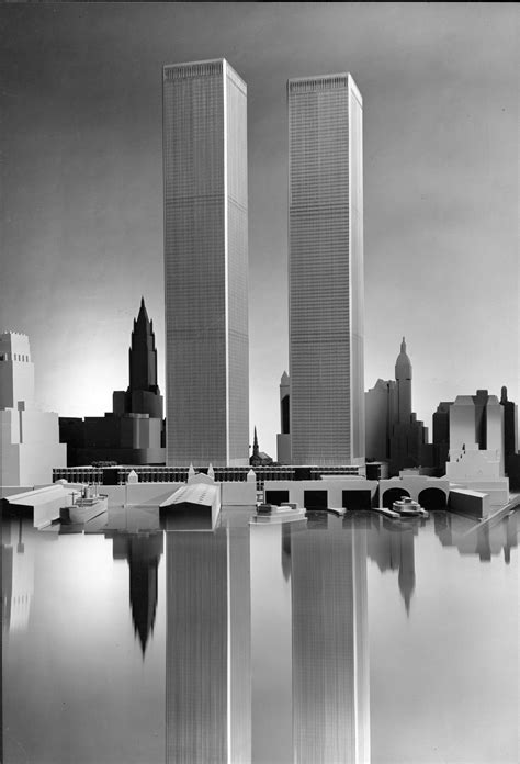 World Trade Center in New York before September 9/11 ...