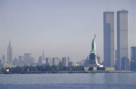 World Trade Center is dedicated in 1973   NY Daily News