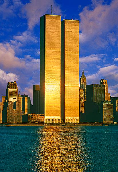 World Trade Center, New York City; 1973 | New York City ...