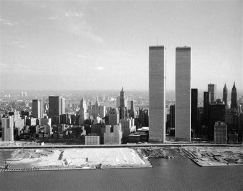 World Trade Center Opening – April 4, 1973