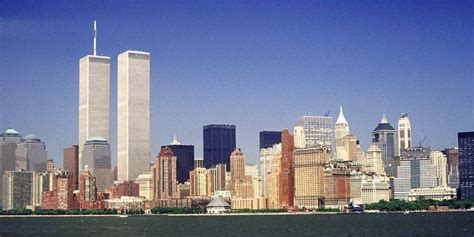 World Trade Center pictures before during and after 9/11 ...