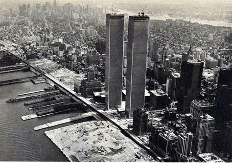 World Trade Center  pre opening, 1973    New York City ...