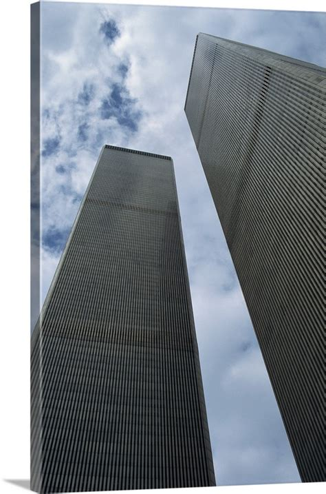 World Trade Center Twin Towers, New York City Wall Art ...