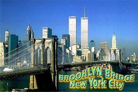 World Trade Center Twin Towers Postcard WTC Pre 9/11 VTG ...