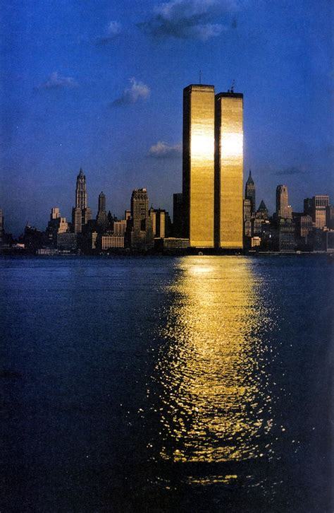 World Trade Center Twin Towers | This beautiful picture of ...
