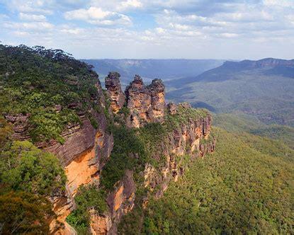 World Travel: Blue Mountains Australia