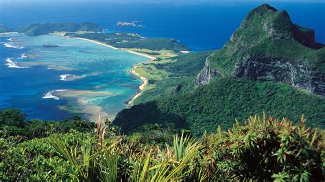 World Visits: Lord Howe Islands Tourists Attraction Place ...