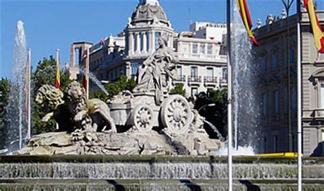 World Visits: Madrid City Spain Capital