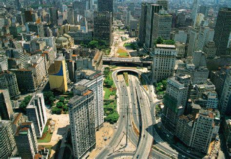 World Visits: Visit to Sao Paulo the Largest City in Brazil
