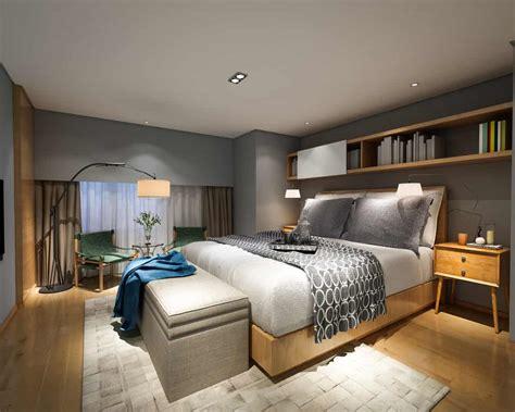 Wow! 101 Sleek Modern Master Bedroom Ideas  Photos