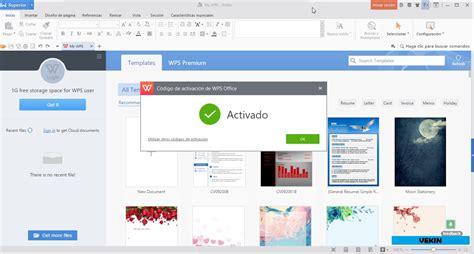 WPS Office 2019 Premium 11.2.0.8893 [Español] [4DF ...