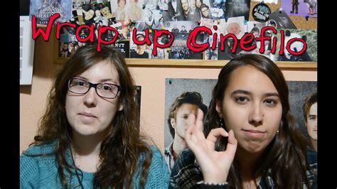 Wrap Up Cinéfilo   Octubre    Zoo de Letras   YouTube