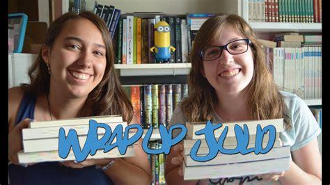 Wrap up   Julio 2015    Zoo de Letras   YouTube