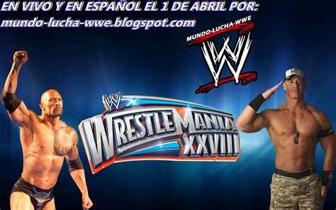 WrestleMania XXVIII  28 .Lucha Libre Profesional WWE Miami ...