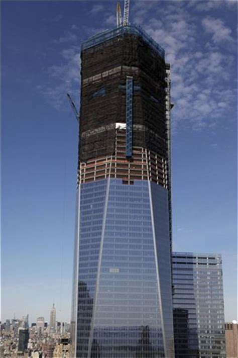 WTC claims NYC height record   Toledo Blade