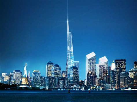 WTC Design by Daniel Libeskind « Inhabitat – Green Design ...