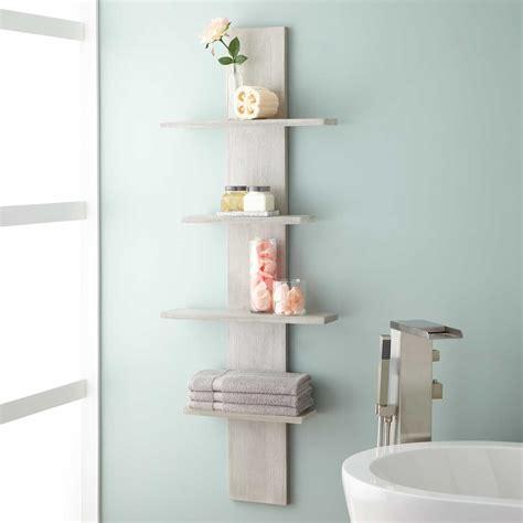 Wulan Hanging Bathroom Shelf   Four Shelves   Bathroom