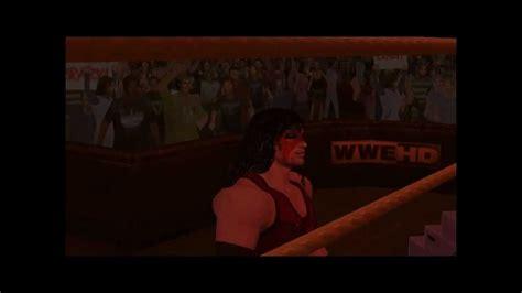 WWE 12 CAW s: Masked Kane 2002  + FORMULA [RUS] Wii   YouTube