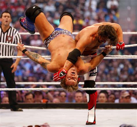 WWE 2016 end of year awards   Baltimore Sun