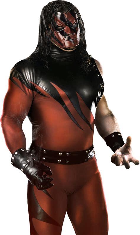 WWE 2K14: Kane Retro Render Cutout by ThexRealxBanks on ...